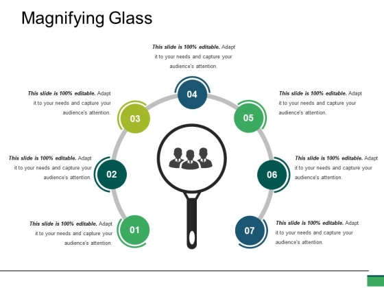 Magnifying Glass Ppt PowerPoint Presentation Styles Deck