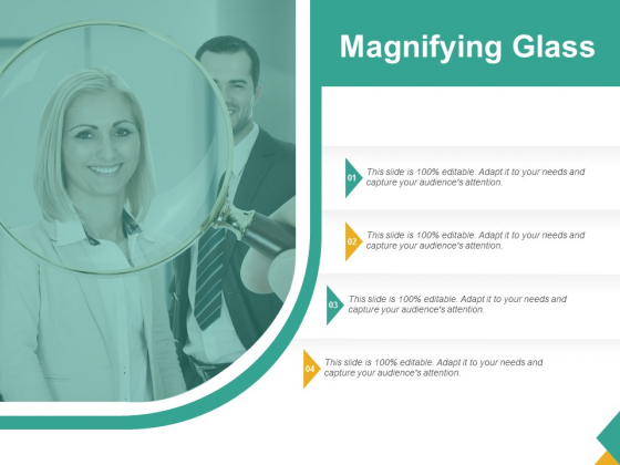 Magnifying Glass Ppt PowerPoint Presentation Styles Slide