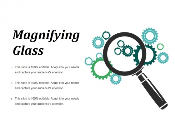 Magnifying Glass Ppt PowerPoint Presentation Summary Brochure