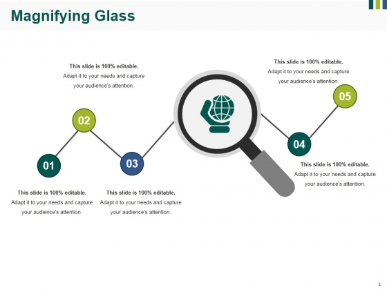 Magnifying Glass Ppt PowerPoint Presentation Summary Design Templates