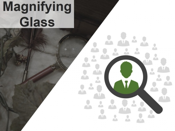 Magnifying Glass Ppt PowerPoint Presentation Summary Format