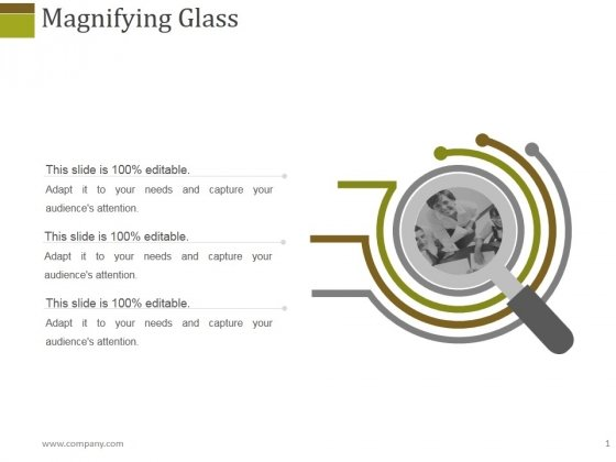 Magnifying Glass Ppt PowerPoint Presentation Summary Graphic Images