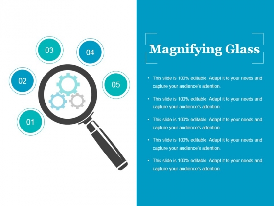 Magnifying Glass Ppt PowerPoint Presentation Summary Layout Ideas