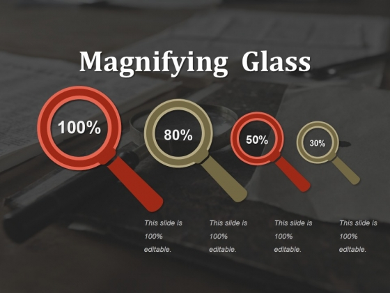 Magnifying Glass Ppt PowerPoint Presentation Summary Outfit