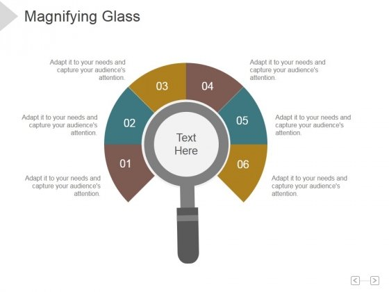 Magnifying Glass Ppt PowerPoint Presentation Topics