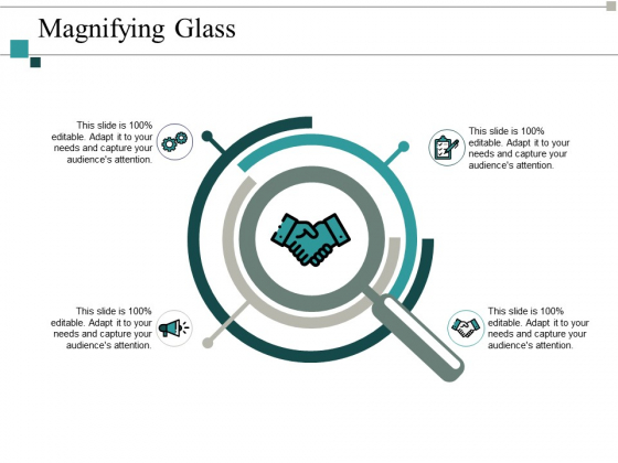 Magnifying Glass Search Ppt PowerPoint Presentation Model Graphics Example