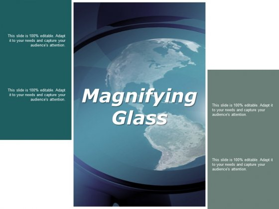 Magnifying Glass Technology Ppt PowerPoint Presentation Diagrams