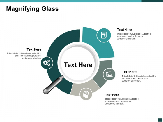 Magnifying Glass Technology Ppt Powerpoint Presentation Gallery Diagrams