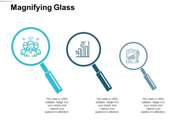 Magnifying Glass Technology Ppt Powerpoint Presentation Gallery Slideshow