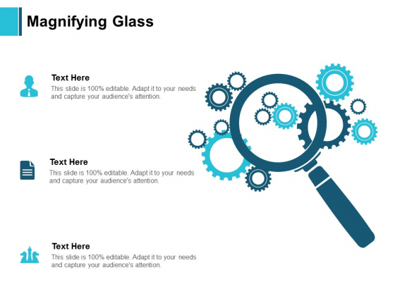 Magnifying Glass Technology Ppt PowerPoint Presentation Ideas Format Ideas