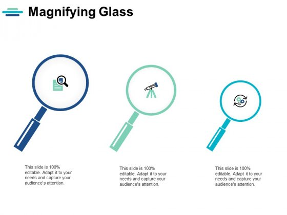 Magnifying Glass Technology Ppt PowerPoint Presentation Infographic Template Guide