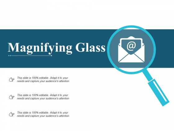 Magnifying Glass Technology Ppt PowerPoint Presentation Infographics Background Image