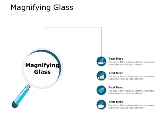 Magnifying Glass Technology Ppt PowerPoint Presentation Model Shapes