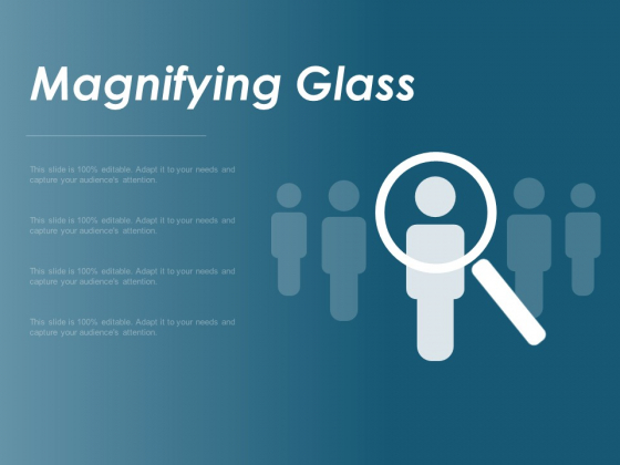 Magnifying Glass Technology Ppt Powerpoint Presentation Pictures Layouts