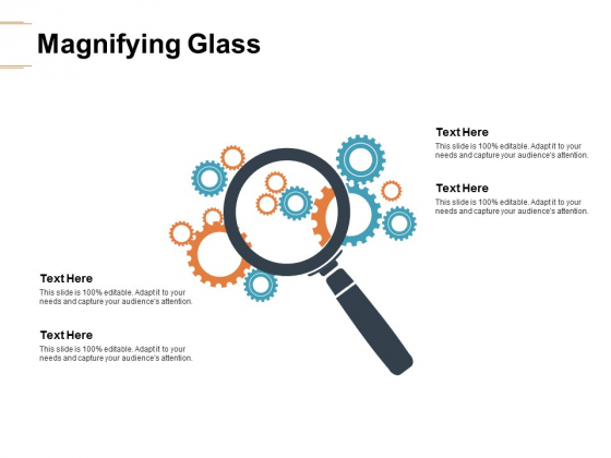 Magnifying Glass Technology Ppt PowerPoint Presentation Styles Design Ideas