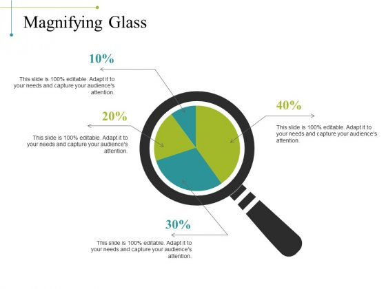 Magnifying Glass Template 1 Ppt PowerPoint Presentation Layouts Inspiration