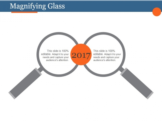 Magnifying Ppt PowerPoint Presentation Layouts Layout