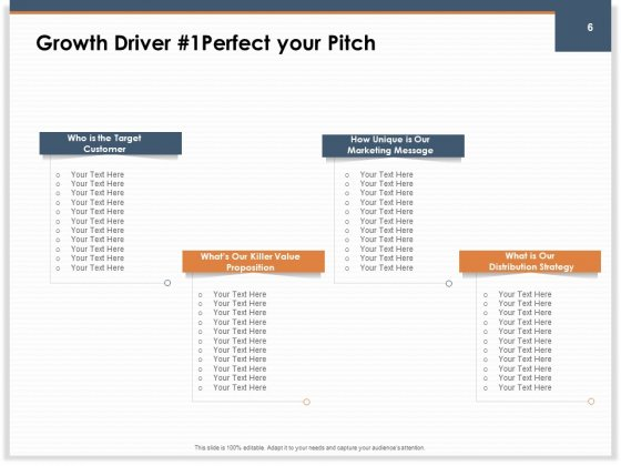 Main_Revenues_Progress_Levers_For_Each_Firm_And_Sector_Ppt_PowerPoint_Presentation_Complete_Deck_With_Slides_Slide_6