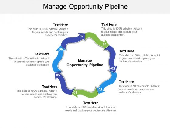 Manage Opportunity Pipeline Ppt PowerPoint Presentation Professional Icons Cpb Pdf