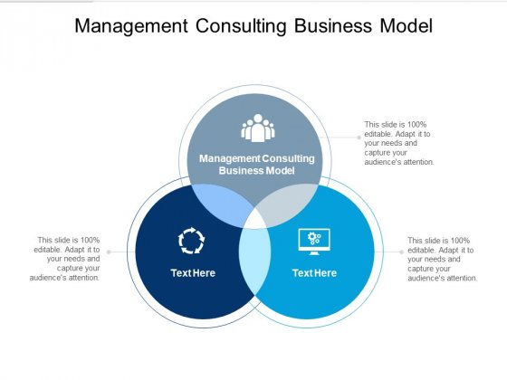 Management Consulting Business Model Ppt PowerPoint Presentation Inspiration Slides Cpb