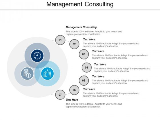 Management Consulting Ppt PowerPoint Presentation Layouts Template