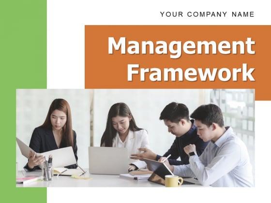 Management Framework Investment Banking Configuration Management Ppt PowerPoint Presentation Complete Deck