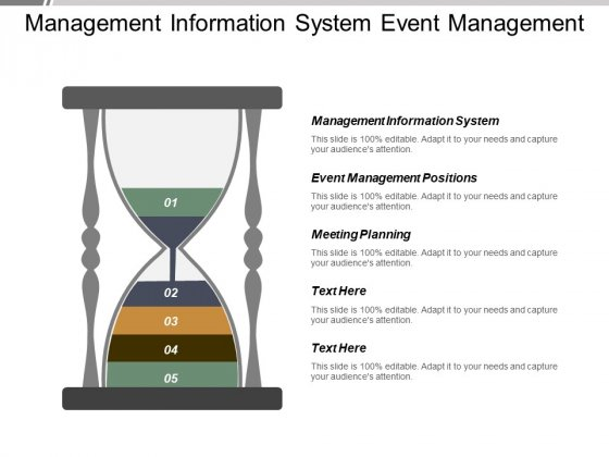 Management Information System Event Management Positions Meeting Planning Ppt PowerPoint Presentation Professional Gridlines