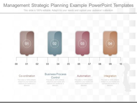 Management Strategic Planning Example Powerpoint Templates