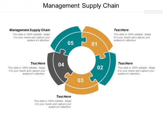 Management Supply Chain Ppt PowerPoint Presentation Infographic Template Slide Portrait Cpb