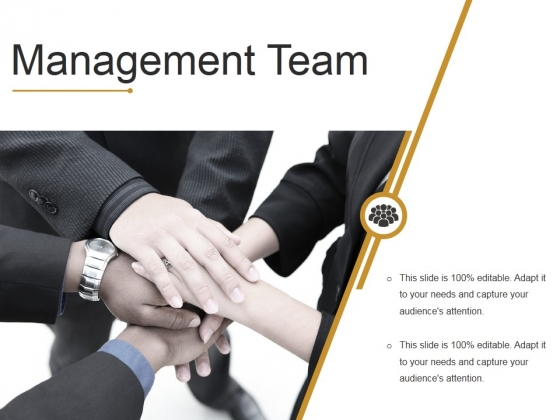 Management Team Template 2 Ppt PowerPoint Presentation Infographic Template Structure