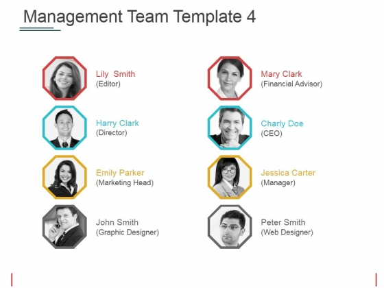 Management_Team_Template_4_Ppt_PowerPoint_Presentation_Infographic_Template_Icons_Slide_1