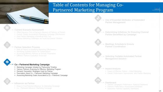Managing_Co_Partnered_Marketing_Program_Ppt_PowerPoint_Presentation_Complete_With_Slides_Slide_14