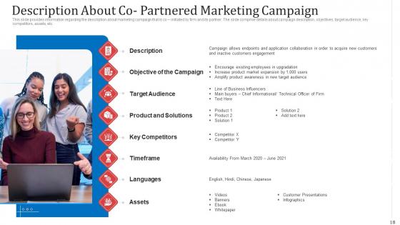 Managing_Co_Partnered_Marketing_Program_Ppt_PowerPoint_Presentation_Complete_With_Slides_Slide_18