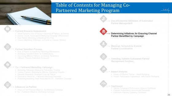 Managing_Co_Partnered_Marketing_Program_Ppt_PowerPoint_Presentation_Complete_With_Slides_Slide_25