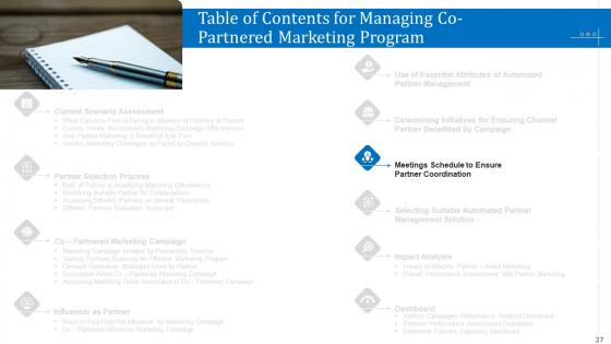 Managing_Co_Partnered_Marketing_Program_Ppt_PowerPoint_Presentation_Complete_With_Slides_Slide_27