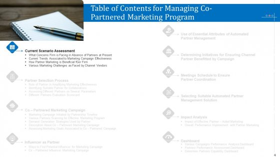 Managing_Co_Partnered_Marketing_Program_Ppt_PowerPoint_Presentation_Complete_With_Slides_Slide_4