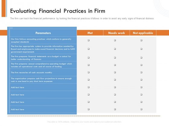 Managing Companys Online Presence Evaluating Financial Practices In Firm Portrait PDF