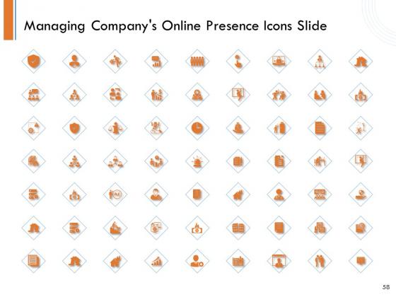 Managing_Companys_Online_Presence_Ppt_PowerPoint_Presentation_Complete_Deck_With_Slides_Slide_58