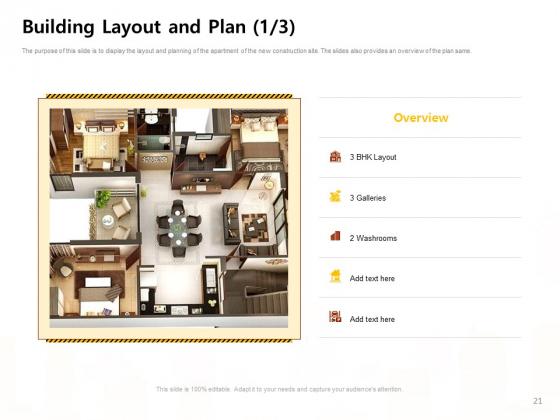 Managing_Construction_Work_Ppt_PowerPoint_Presentation_Complete_Deck_With_Slides_Slide_21