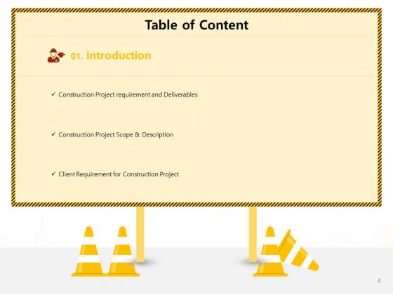 Managing_Construction_Work_Ppt_PowerPoint_Presentation_Complete_Deck_With_Slides_Slide_4