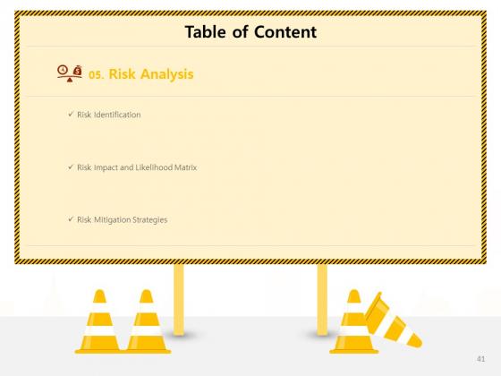 Managing_Construction_Work_Ppt_PowerPoint_Presentation_Complete_Deck_With_Slides_Slide_41