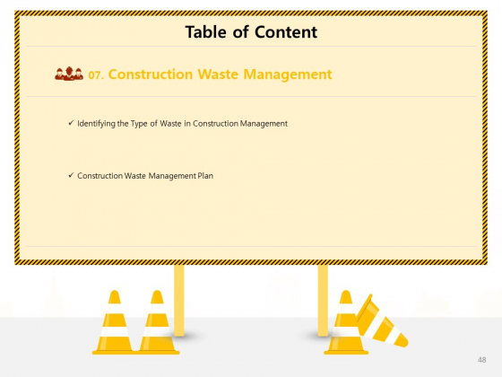 Managing_Construction_Work_Ppt_PowerPoint_Presentation_Complete_Deck_With_Slides_Slide_48