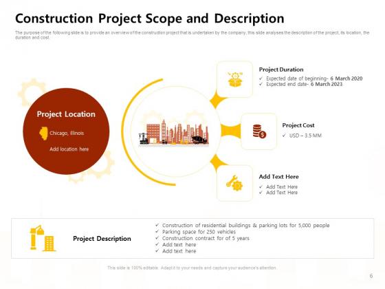 Managing_Construction_Work_Ppt_PowerPoint_Presentation_Complete_Deck_With_Slides_Slide_6