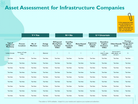 Managing IT Operating System Asset Assessment For Infrastructure Companies Inspiration PDF