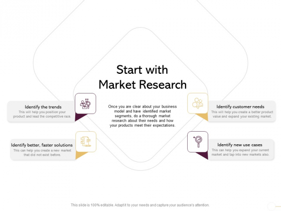 Managing Portfolio Growth Options Start With Market Research Ppt Outline Background PDF