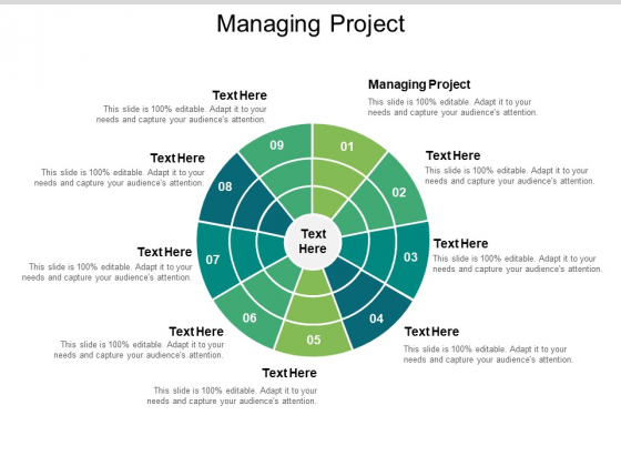 Managing Project Ppt PowerPoint Presentation Pictures Icon Cpb Pdf