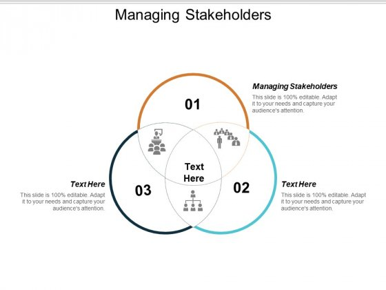 Managing Stakeholders Ppt PowerPoint Presentation Show Model Cpb