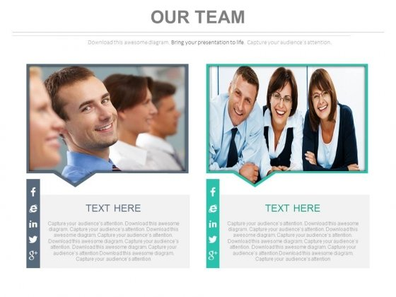 Managing Teams Of Skilled Professionals Powerpoint Slides