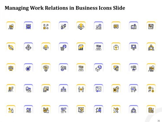 Managing_Work_Relations_In_Business_Ppt_PowerPoint_Presentation_Complete_Deck_With_Slides_Slide_36
