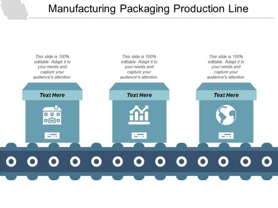Manufacturing Packaging Production Line Ppt PowerPoint Presentation Ideas Influencers
